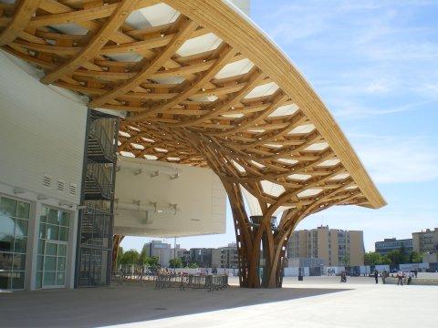 Une architecture audacieuse archeographe Architecture courbe
